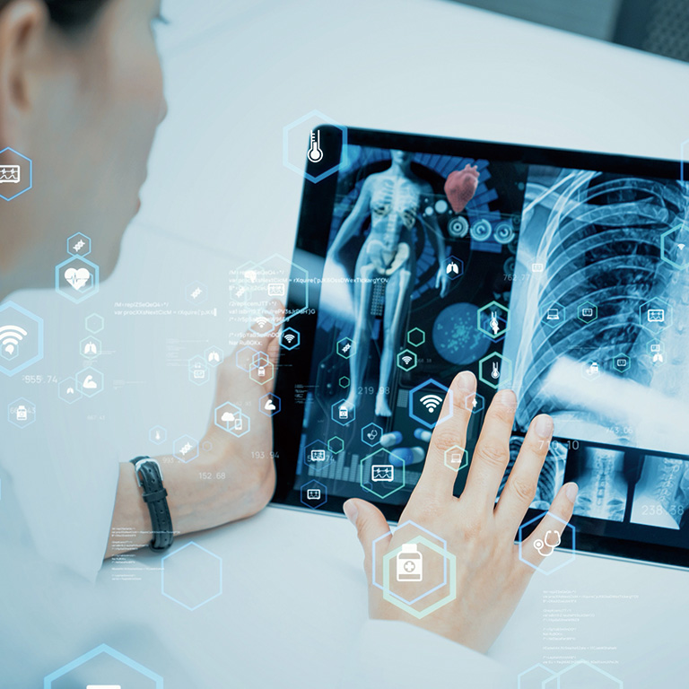 医療業界でもIT化が進んでいる