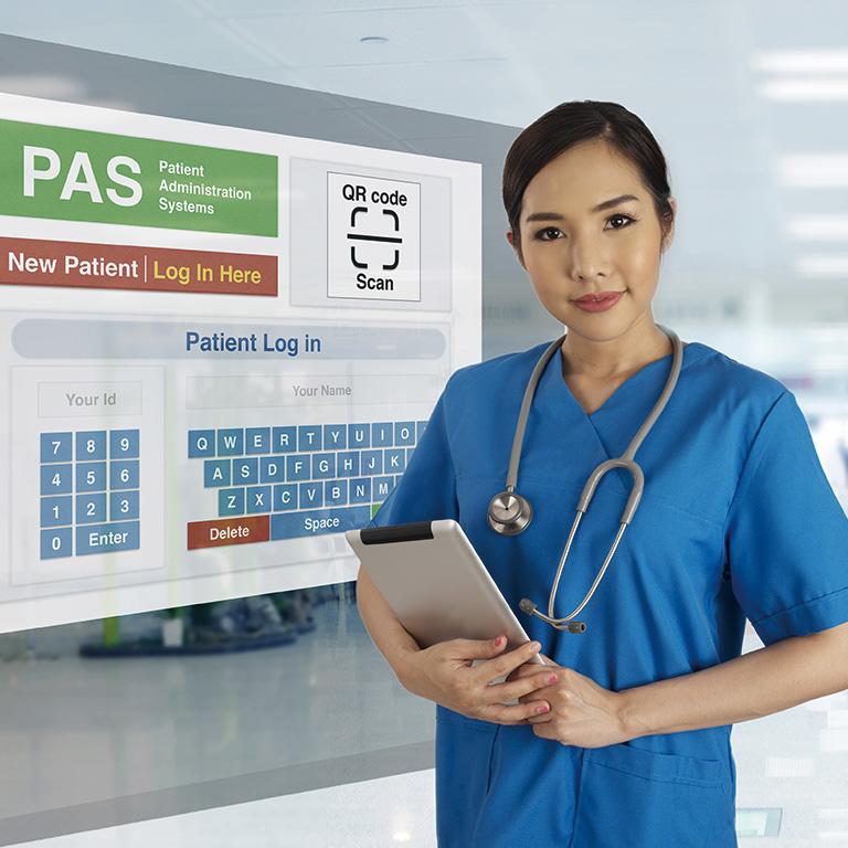 IT化が進む病院で働くためには